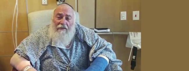 Un message du Rav Goldstein de Chabad of Poway