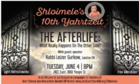 Shloimele's 10th Yahrtzeit