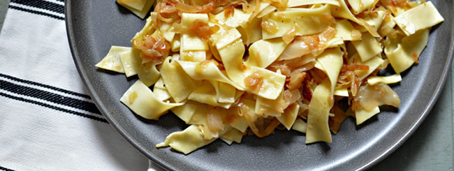 Side Dish: Hungarian Cabbage & Noodles