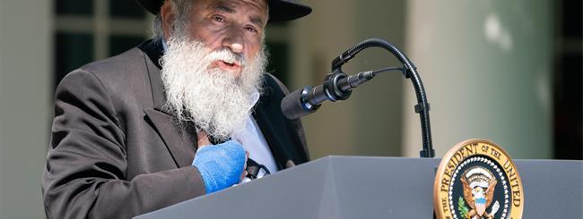 May 2019: Poway Rabbi to Address Jewish Youth Visiting Auschwitz