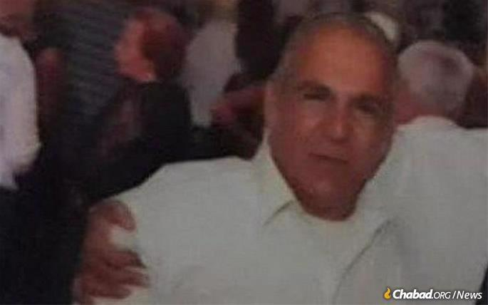 Moshe Agadi was killed by rocket fire from Gaza that fell outside his home in Ashkelon.
