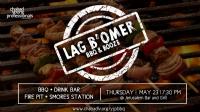Lag B'Omer BBQ & Booze