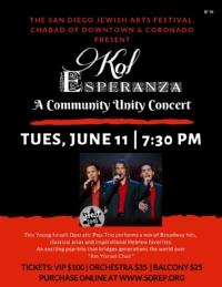 Kol Esperanza Concert