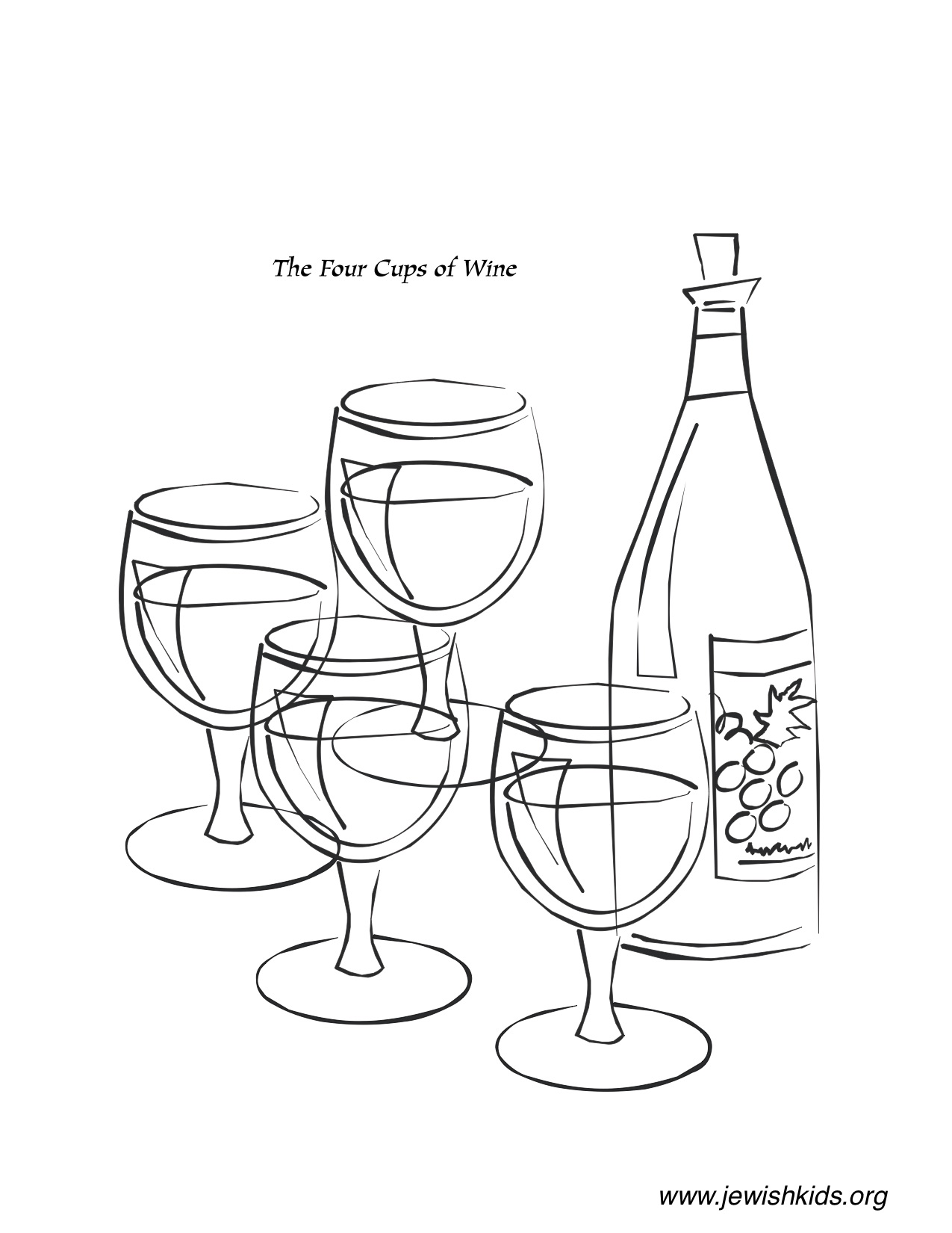 Passover Coloring Pages - Passover Coloring Pages and ...