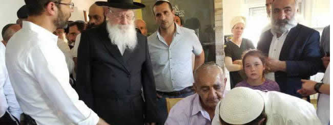 May 2019: Moscow Synagogue Donates Torah to Struggling Tel Aviv Yeshivah