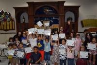 The Bear Family Hebrew School Graduation 2019