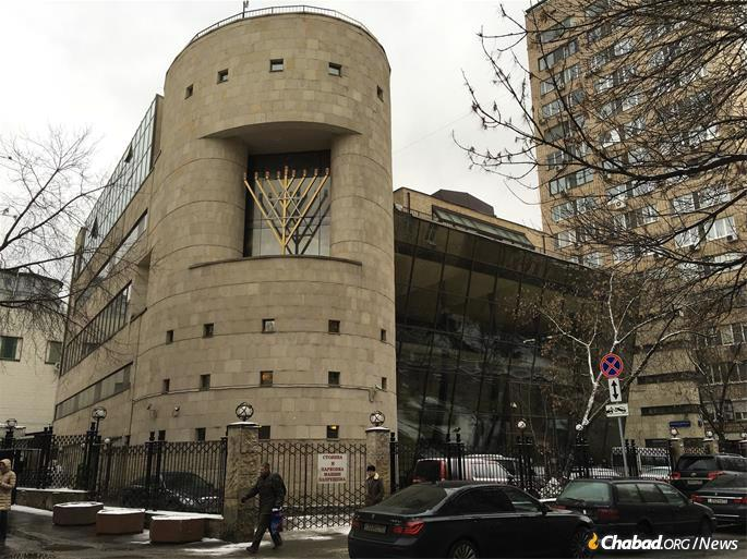 "The storied past of the Bolshoya Bronnaya Synagogue, which dates back to the late 1880s, includes a failed bomb attack in 1999. In 2006, it was attacked by a white supremacist who stabbed nine people as he shouted: ""I will kill Jews"" and ""Heil Hitler."""