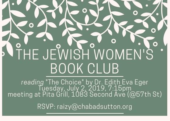 Jewish Women's Book Club.1.jpg