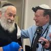 Poway Rabbi Lays Tefillin With Surgeon, Son of Holocaust Survivors