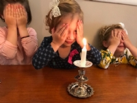 My Mother's Shabbos Candles Video
