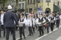 Lag BaOmer 2019 Chabad drumband
