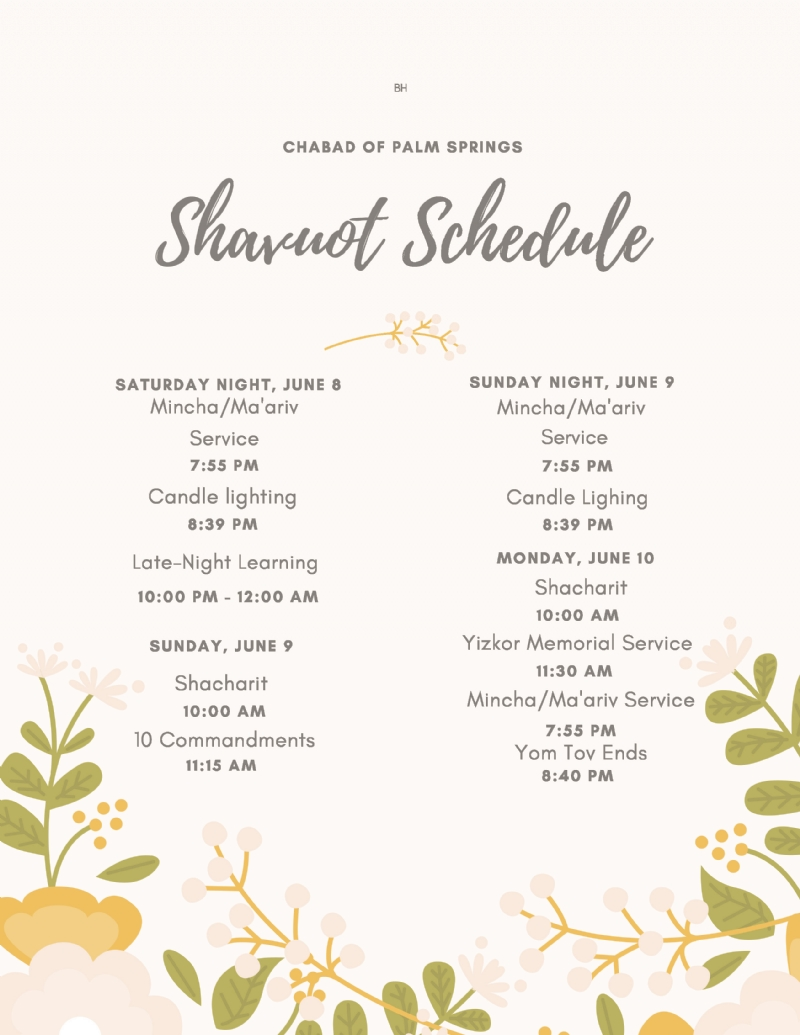 Shavuot Schedule Chabad of Palm Springs.jpg