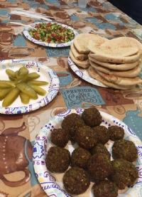 Kids in the Kitchen - Falafel 2019