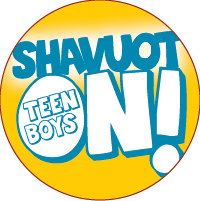 Teen Boys ShavuotOn!