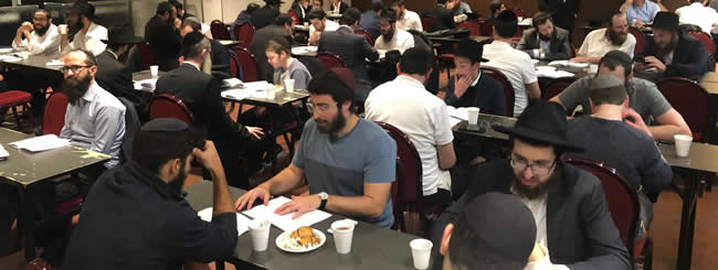 June 2019: Worldwide Program Aims to Study All of the Rebbe's 1,564 Chassidic Discourses