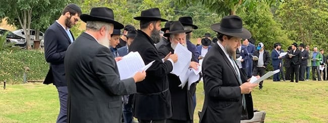 June 2019: What It's Like to Lead the Small Jewish Burial Society in San Diego