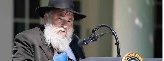 Poway's Rabbi Yisroel Goldstein to Address the U.N. on Anti-Semitism