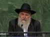 Rabbi Yisroel Goldstein Addressing the United Nations