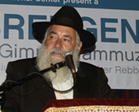 Rabbi Goldstein's Keynote Address