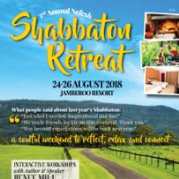 2018 Shabbaton Retreat