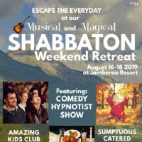 2019 Shabbaton Retreat