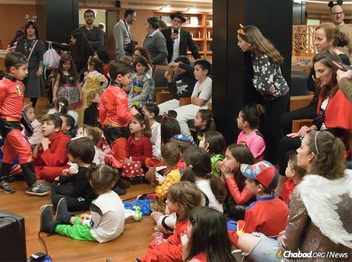 Uma nova geração do judaísmo espanhol.
