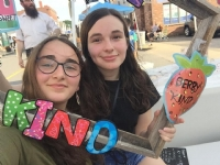 Kindness at the Mansfield Family Fun Night