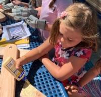 Summer 2019 - Week 4 - Woodworking, Kosher Chopped