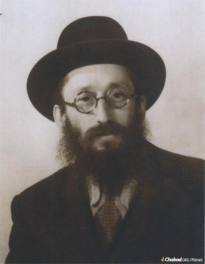 Rabbi Meir Chaim Chaikin