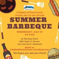 Summer BBQ Reservation