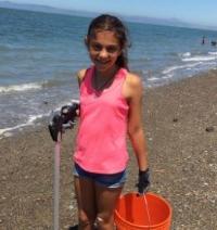 Summer 2019 - Week 5 - Beach cleanup, car wash