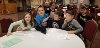 Aleph Champ energizes learning at Solon Chabad