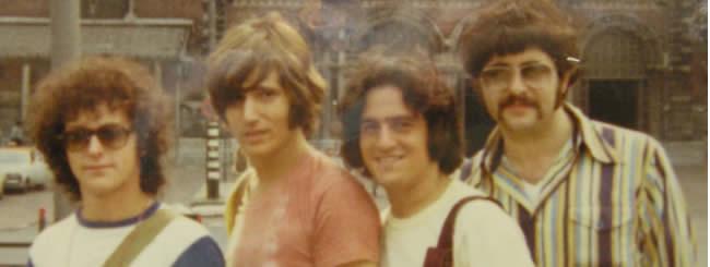 From Woodstock to Jerusalem