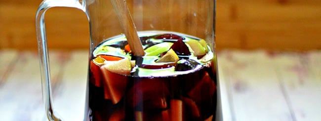 Drinks: Fruity Summer Sangria
