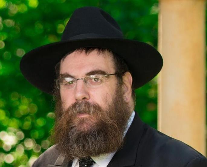 Rabbi Dovid Dubov