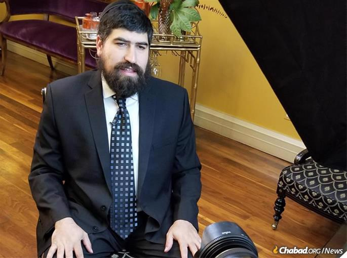 Rabbi Raleigh Resnick, director of Chabad of the Tri-Valley in Northern California, will explain the reasons, parameters and ramifications of the Fifth Commandment: the requirement to honor parents.