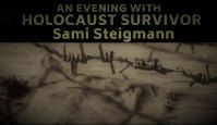 Evening with a Holocaust Survivor