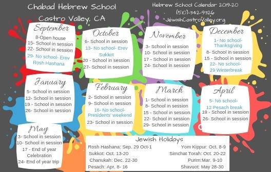 HS Schedule 2018/19