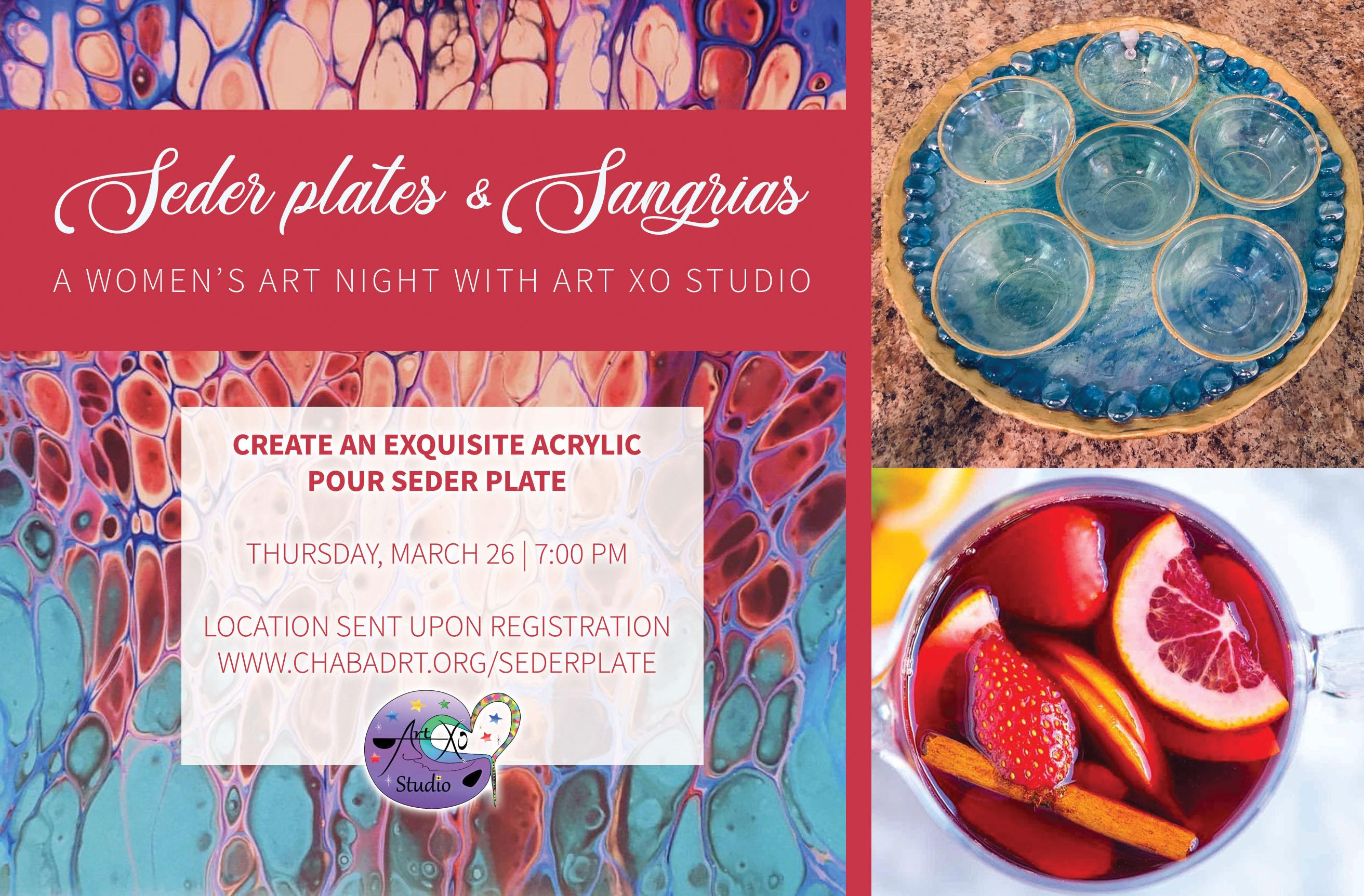 Seder Plate and Sangria.jpg