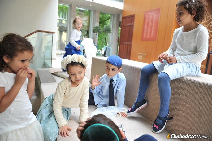 Until recently, Jewish children in Estonia grew up knowing virtually nothing about Judaism.