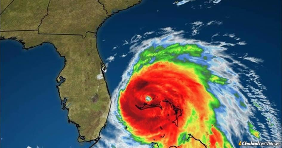 Hurricane Dorian has caused massive destruction on the northern islands of the Bahamas.