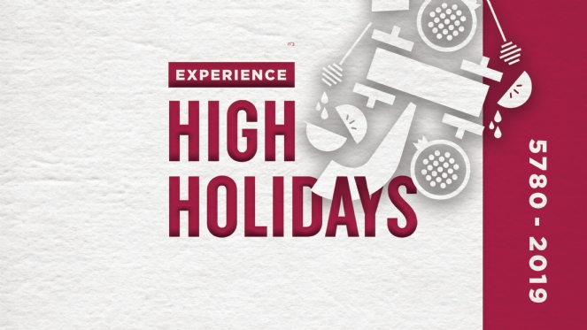 High Holidays Services 5780-2019