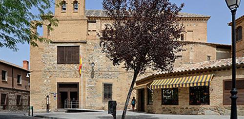 """Sinagoga """"El Transito"""" em Toledo, Espanha, fundada em 1357. Quando os judeus foram expulsos em 1492, o Rei Ferdinand e a Rainha Isabella deram a construção para a Igreja. (Imagem: Selbymay/Wikimedia Commons)"""
