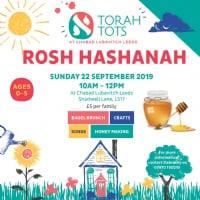 Torah Tots - Rosh Hashanah 5779