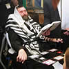 Rabbi With ALS Travels 3,000 Miles for Son's Bar Mitzvah in New York