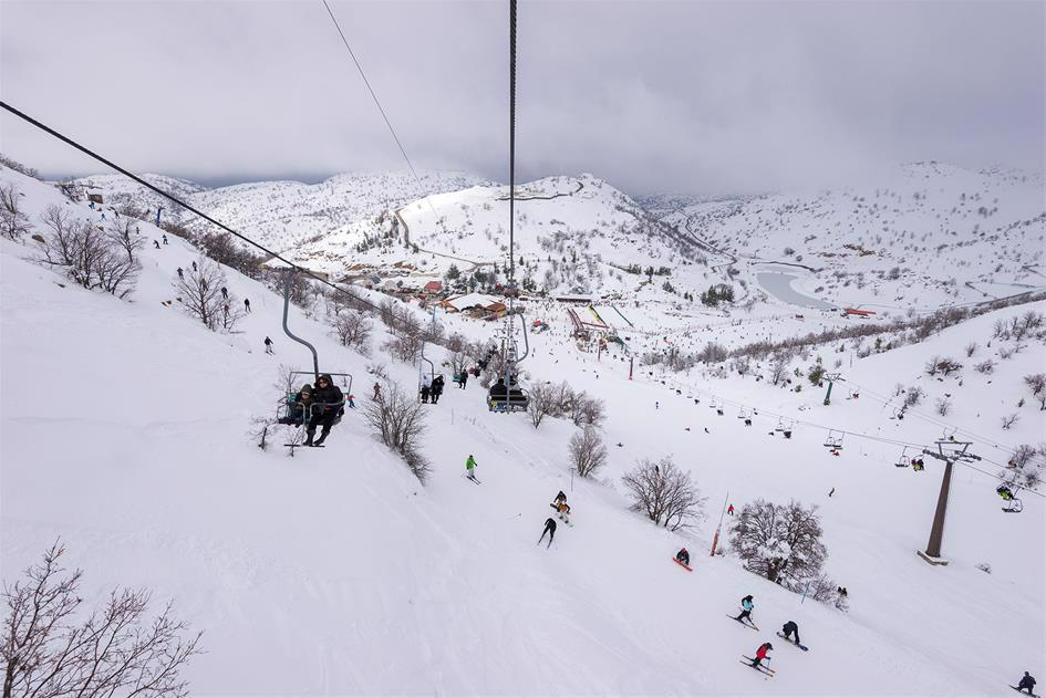 With 8 lifts and 14 trails of varying difficulty, the Mt. Hermon Ski Resort is surprisingly large and impressive. A family favorite, perhaps the best part is seeing the snowy mountains…in Israel!