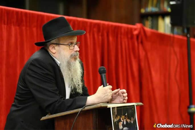 Rabbi Yonah Avtzon was a yeshivah student when he helped found Sichot in English (SIE) in 1977 before turning it into a major Jewish English-language publication operation beginning in the 1980s. He passed away in 2019 at the age of 61. (Photo: SIE)
