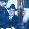 The Rebbe and a Young Man With Autism