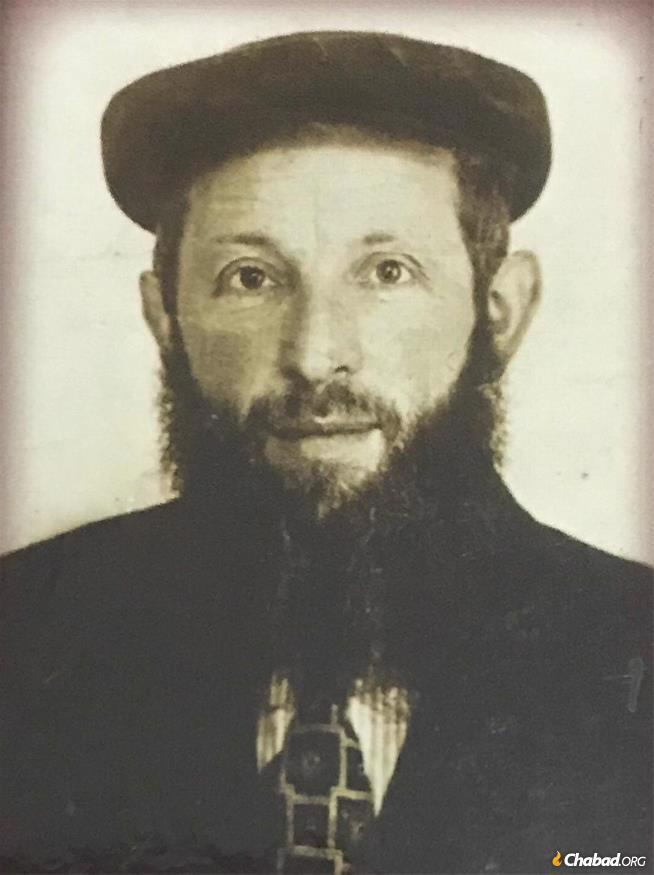 Rabbi Aharon Chazan