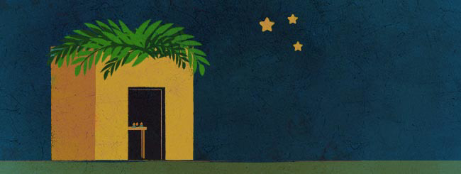"Guest Columnists: Do You Love to ""Hate"" Sukkot?"